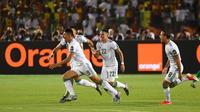 Baghdad Bounedjah a ouvert le score dès la deuxième minute de jeu.