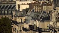 A Paris, 80 % des bâtiments ont été construits avant 1945.