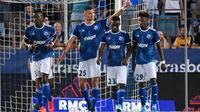 Strasbourg a éliminé le club israélien du Maccabi Haïfa au tour précédent.