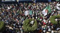 Les manifestations se poursuivent depuis plusieurs mois en Algérie