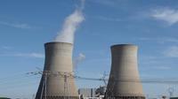 La centrale nucléaire de Dampierre-en-Burly, le 23 août.