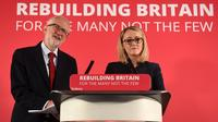 Rebecca Long Bailey, qui incarne la continuité de Jeremy Corbyn, fait partie des favorites dans la course à la succession du chef du Labour.