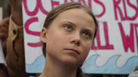 Greta Thunberg est actuellement à Washington.