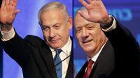 Benjamin Netanyahou et Benny Gantz n'arrivent pas à former un gouvernement depuis plusieurs mois