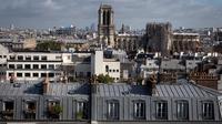 A Paris avec 251.000 euros, vous pouvez acheter un logement d'environ 24m2.