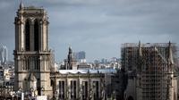 La flèche de la cathédrale Notre-Dame de Paris, détruite lors de l'incendie du 15 avril, est au cœur de débats entre les partisans d'une reconstruction à l'identique et ceux qui aimeraient un «geste contemporain».