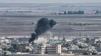 L'attaque a eu lieu près de Ras al-Ain, à la frontière entre la Turquie et la Syrie