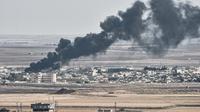 Selon le dernier bilan, l'offensive turque en Syrie a déjà fait plus de 160 morts chez les Kurdes, dont une soixantaine de civils.