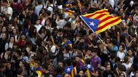 La manifestation devrait être la plus suivie de la semaine en Catalogne