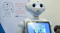 Le visage du candidat sélectionné sera reproduit sur des milliers de robots.