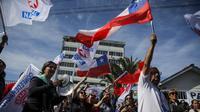 Au Chili, les manifestations ont éclaté à la suite de la décision du gouvernement d'augmenter le prix des tickets de métro.