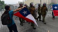 Dix-huit personnes ont été tuées depuis le début des manifestations au Chili.