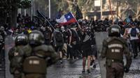 La Chili a dû renoncer à accueillir la COP25, en raison d'une contestation sociale qui ne faiblit pas, née à la suite de la hausse du prix du ticket de métro, qui a depuis été annulée.