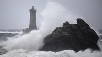 Amélie, première tempête de l'automne, a balayé la façade atlantique.