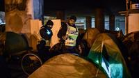Plus de 1.600 migrants ont été évacués ce jeudi matin, aux aurores.