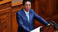 Shinzo Abe, le premier ministre japonais en novembre.