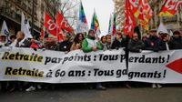 Entre 806.000 (selon le ministère de l'Intérieur) et 1,5 million de personnes (selon la CGT) ont manifesté dans toute la France contre la réforme des retraites le jeudi 5 décembre dernier.