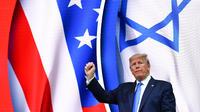 Donald Trump a reconnu Jérusalem comme capitale d'Israël en 2017.