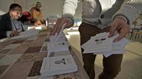 Certains se sont malgré tout précipités pour pouvoir voter
