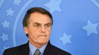 Jair Bolsonaro a tenu à soutenir les Etats-Unis après l'assassinat du général iranien Qassem Soleimani.