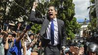 Le président autoproclamé Juan Guaido n'a pas réussi à renverser Nicolas Maduro.