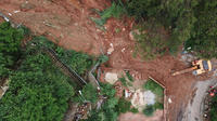 Au mois 37 personnes sont mortes dans les glissements de terrains dans l'État de Mina Gerais.