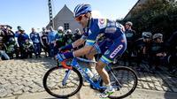 Le coureur belge Antoine Demoitié est mort en 2016 sur les routes de Gand-Wevelgem, après avoir chuté puis avoir été heurté par une moto.