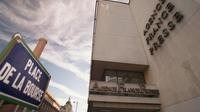 Le siège de l'Agence France-Presse, place de la Bourse à Paris [Jean-Pierre Muller / AFP/Archives]