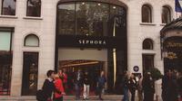 Le magasin Sephora sur les Champs-Elysées [Jean-Pierre Muller / AFP/Archives]