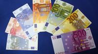 Des billets d'euros [Thomas Coex / AFP/Archives]