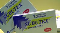 Photo du médicament Subutex, utilisé notamment pour le traitement substitutif de dépendance à l'héroine [Mychele Daniau / AFP/Archives]