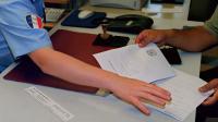 Dépôt de plainte par une victime dans un commissariat de police [Ludovic Caillere / AFP/Archives]
