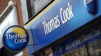 Une agence de voyage Thomas Cook en Angleterre [Paul Ellis / AFP/Archives]