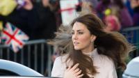 Kate, épouse du prince William, le 28 novembre 2012 à Peterborough