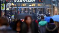 Un centre commercial à Essen, dans l'ouest de l'Allemagne, le 4 janvier 2013 [Patrik Stollarz / AFP/Archives]