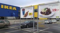 Un magasin Ikea à Malmo, en République tchèque, le 25 février 2012 [Johannes Cleris / Scanpix/AFP]