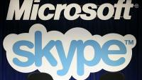 Logo de Skype [Justin Sullivan / Getty Images/AFP/Archives]