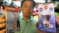 Le géant sud-coréen de l'électronique Samsung et le fabricant allemand d'ampoules Osram ont annoncé vendredi avoir réglé tous leurs contentieux pour violation de brevet dans les diodes électroluminescentes (LED) et envisagent même désormais une alliance technologique.[AFP]