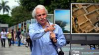 Yann Arthus-Bertrand le 26 avril 2012 à Rio de Janeiro au Brésil [Christophe Simon / AFP/Archives]
