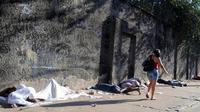 Avec un million de consommateurs, le Brésil est le premier marché mondial de crack, un dérivé bon marché de la cocaïne aux effets dévastateurs, selon une étude réalisée par l'Université fédérale de Sao Paulo (Unifesp), rendue publique mercredi.[AFP]