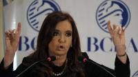 La présidente argentine Cristina Kirchner a annoncé mercredi la construction prochaine d'un pôle cinématographique sur le modèle de Hollywood, sur un île dans le sud de Buenos Aires, alors que l'Argentine est l'un des leaders du cinéma latino-américain.[AFP]