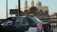 Une église copte au Caire [Khaled Desouki / AFP/Archives]