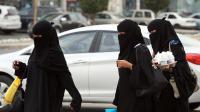 Des femmes dans une rue de Ryad, en Arabie saoudite, le 19 novembre 2012 [Fayez Nureldine / AFP/Archives]