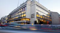 Une vue du siège de l'Agence France-Presse à Paris [Francois Guillot / AFP/Archives]