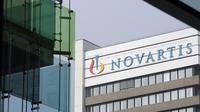 Le siège de Novartis à Bâle, en Suisse [Sebastien Bozon / AFP/Archives]