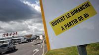Le travail le dimanche [Mychele Daniau / AFP/Archives]