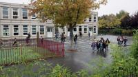 Une cour d'école [Jacques Demarthon / AFP/Archives]