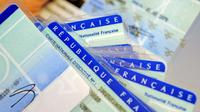 Des cartes d'identité françaises [Jean-Pierre Muller / AFP/Archives]