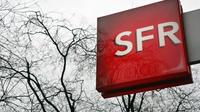 Logo de SFR [Loic Venance / AFP/Archives]