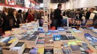 Le Salon du Livre de Paris, en mars 2010 [Pierre Verdy / AFP/Archives]